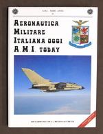 R. Niccoli E R. Sacchetti - Aeronautica Militare Italiana Oggi - 1^ Ed. 1992 - Libros, Revistas, Cómics