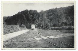 Han Sur Lesse Tram Tramway Strassenbahn Trolley Grotte 50's - Belgique