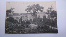 Carte Postale ( X5 ) Ancienne De Josselin , Un Coin Pitoresque - Josselin