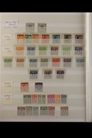 POSTAGE DUES - FOREIGN COUNTRIES A Spectacular Collection Of Chiefly Mint Postage Due Stamps Spanning Issues From The 18 - Timbres