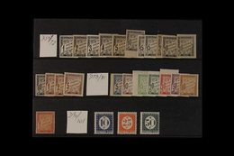 POSTAGE DUES - THE FRENCH COLONIES A Spectacular Collection Of Chiefly Mint Postage Due Stamps Spanning Issues From The  - Stamps