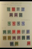 """BRITISH COMMONWEALTH """"G TO H"""" COUNTRIES. 1880's - 1980's AN EXTENSIVE UNPICKED MINT / NHM / USED COLLECTION Presented In - Stamps"""