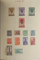 BRITISH COMMONWEALTH COLLECTION Late 19th Century To Early 1980's Mint & Used Chiefly All Different Stamps In Three Albu - Timbres