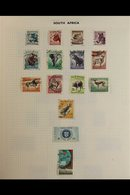 """SOUTHERN AFRICA 1953-1999. INTERESTING MINT & USED COLLECTION Presented In A Bulging """"Devon"""" Album. We See An Extensive, - Postzegels"""