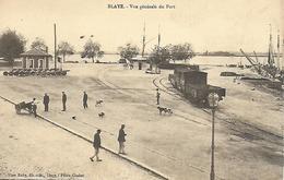 33) BLAYE  - Vue Générale Du Port - Blaye