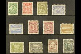 1910 Litho Definitive Set, SG 95/105, Inc Both 6c Types, Fine Mint (12 Stamps) For More Images, Please Visit Http://www. - Newfoundland And Labrador