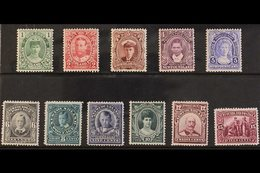 1911-16 Coronation Set, SG 117/27, Fine Mint (11 Stamps) For More Images, Please Visit Http://www.sandafayre.com/itemdet - Newfoundland And Labrador