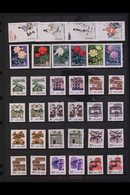 1983-97 NHM COLLECTION. An Attractive Collection Of Never Hinged Mint Sets, Miniature Sheets & Booklets Presented On Sto - China