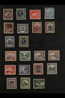 1881-1961 ALL DIFFERENT MINT COLLECTION Strongly Represented Throughout With A High Degree Of Completion. Comprises 1881 - Cyprus