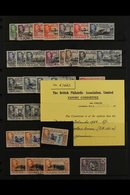 1878 - 1968 FINE USED COLLECTION Fine Used Collection With Duplication For Shades And Some Cancellation Interest Includi - Falkland Islands