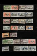 1891-1990 INTERESTING MINT & NEVER HINGED MINT RANGES On Stock Pages, Includes 1891-1902 To 2½d, 1904-12 To 1s, 1912-20  - Falkland Islands