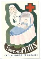 POUR NOS PETITS. CARTE D' ADHESION - Croix-Rouge