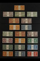 SYRIA 1915-1923. NEVER HINGED MINT MILLESIMES COLLECTION Presented On A Pair Of Stock Pages With Top Values & Good Posta - France (former Colonies & Protectorates)
