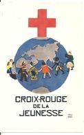 CROIX ROUGE DE LA JEUNESSE. CARTE D' ADHESION - Croix-Rouge