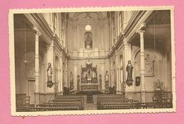 C.P. Mons = Pensionnat  Du  SACRE-COEUR  : Chapelle - Mons