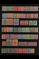 1911-36 KGV MINT COLLECTION An Attractive Collection With 1911-22 Good Range Of Shades To 12a (3), 1r, 2r And 5r, 1922 ¼ - India