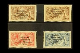 1922 DOLLARD PRINTING HOUSE HIGH VALUES Complete Set, SG 17/21, Very Fine Mint (4 Stamps) For More Images, Please Visit  - Ireland