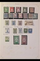 1922-61 MINT / NHM COLLECTION A Valuable & Attractive Mint Collection Including Much Never Hinged Presented On Album Pag - Ireland