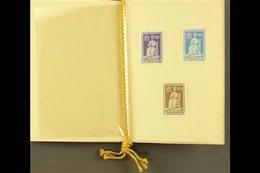 1950 Holy Year Set (SG 149/51) Mint In Special Presentation Folder. For More Images, Please Visit Http://www.sandafayre. - Ireland