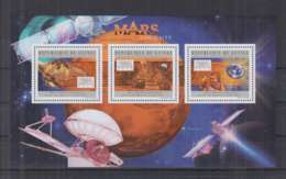 V274. Guinee - MNH - 2012 - Space - Spaceships - Mars - Autres