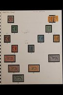 1924 - 1939 HIGHLY COMPLETE MINT COLLECTION Attractive Mint Only Collection Including Some Varieties And Including 1924  - Lebanon