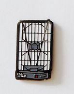 Pin's Informatique Video TV - Antenne - Informatique