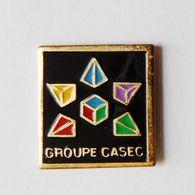 Pin's Informatique Video TV - Groupe CASEO - Informatique