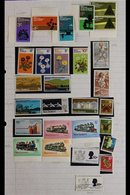1864-1999 EXTENSIVE COLLECTION A Most Useful, Mint, Nhm & Used Collection Presented On Album Pages, Mostly ALL DIFFEREN - New Zealand