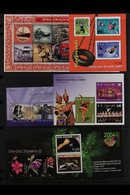 1974-2004 MINIATURE SHEETS NEVER HINGED MINT COLLECTION Of All Different Mini-sheets On Stock Pages, Lovely Fresh Condit - New Zealand