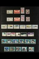 ROSS DEPENDENCY 1994-2006 NEVER HINGED MINT - Range Of Complete Sets, Incl. 1994 Defins, 1995 Explorers, 1998 Ice Format - New Zealand