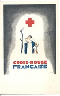 CROIX ROUGE FRANCAISE. CARTE D' ADHESION - Red Cross
