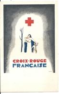 CROIX ROUGE FRANCAISE. CARTE D' ADHESION - Croix-Rouge