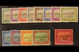 1923 Complete Tercentenary Of Colony Set, SG 48/60, Superb And Fresh Mint. (13) For More Images, Please Visit Http://www - St.Kitts And Nevis ( 1983-...)