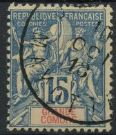 Grande Comore (1897) N 6 (o) - Usati