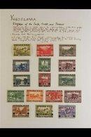 "1917-20 KINGDOM OF SERBS, CROATS & SLOVENES Mint & Used Range Including 1918 Set, Issues For Croatia Including Various "" - Yugoslavia"