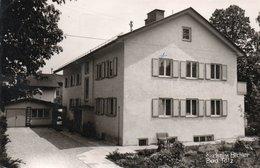 KURHEIM BICHLER-BAD TOLZ- VIAGGIATA 1963 -REAL PHOTO - Bad Toelz