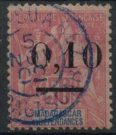Madagascar (1902) N 53 II (o) - Oblitérés