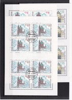 (K 4434a) Tschechische Republik, KB 264/66, Gest. - Blocks & Sheetlets