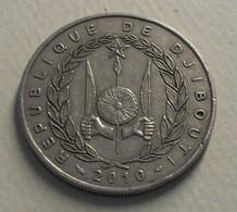 2010 - Djibouti République - 50 FRANCS - KM 25 - Dschibuti