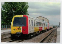 SPAIN     TRAIN- ZUG- TREIN- TRENI- GARE- BAHNHOF- STATION- STAZIONI   2  SCAN   (NUOVA) - Trains
