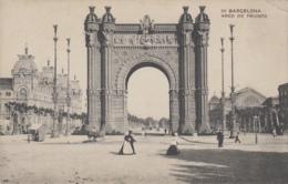 Espagne - Espana - Barcelona - Arco De Triunfo - Editeur Missè Barna - Barcelona
