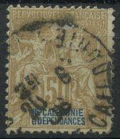 Nouvelle Caledonie (1900) N 64 (o) - Nouvelle-Calédonie