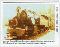 GIAPPONE        TRAIN- ZUG- TREIN- TRENI- GARE- BAHNHOF- STATION- STAZIONI      (NUOVA) - Treni