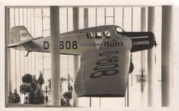 JUNKERS-BATA,AIRPLANE - 1919-1938: Between Wars