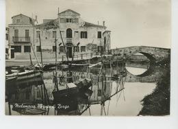 ITALIE - VENETO - MALAMOCCO - Pont Di Borgo - Venezia