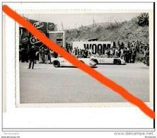 54 TARGA FLORIO 1970 LARROUSSE -LINS & KINNUNEN - RODRIGUEZ FOTO ORIGINALE 9X13 - Sport