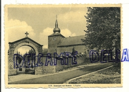 """Belgique. Jamoigne-sur-Semois. L'Eglise. Photo Clém. Dessart. Editions """"Arduenna"""" - Chiny"""