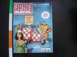 1999 Bande Dessinée FLUIDE GLACIAL N° 282 Dessins Humour - Fluide Glacial