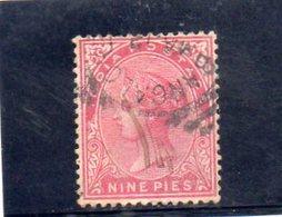 INDE 1882-8 O - 1882-1901 Impero