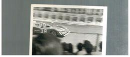 54 TARGA FLORIO 70 FIAT ABARTH 3000 MERZARIO - ORTNER ARCHIVIO PRIVATO - Sport